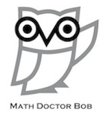 Math Doctor Bob Logo